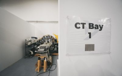 CT test systems allow us verify the working condition of every part before leaving our facility