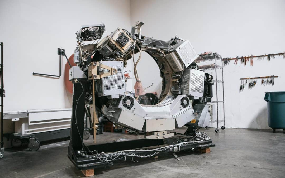 An inside look at a GE PET/CT!