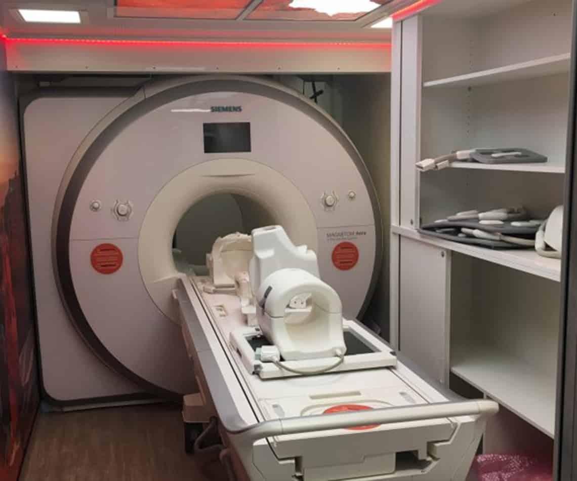 MRI Scanner Problems
