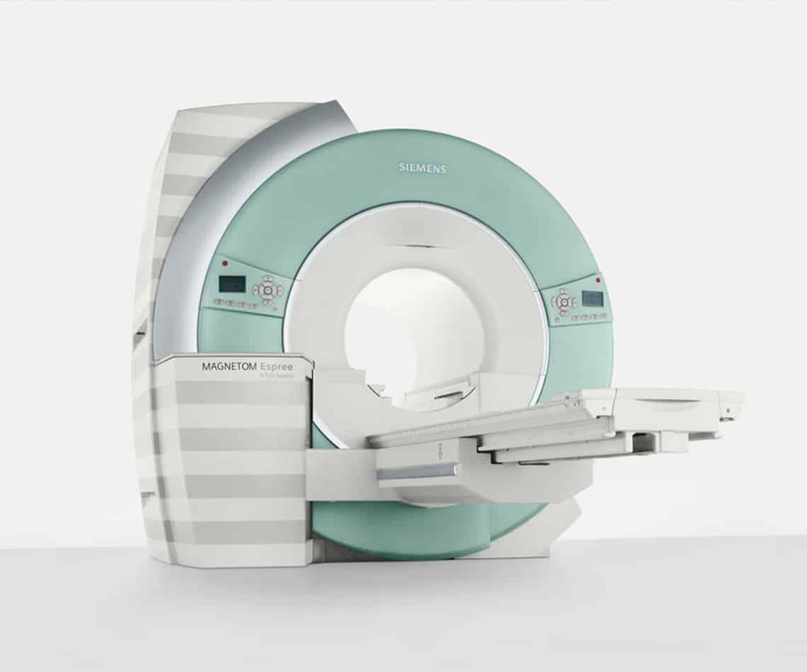 Siemens MRI Espree Parts