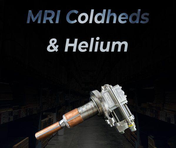 MRI Cold Heads