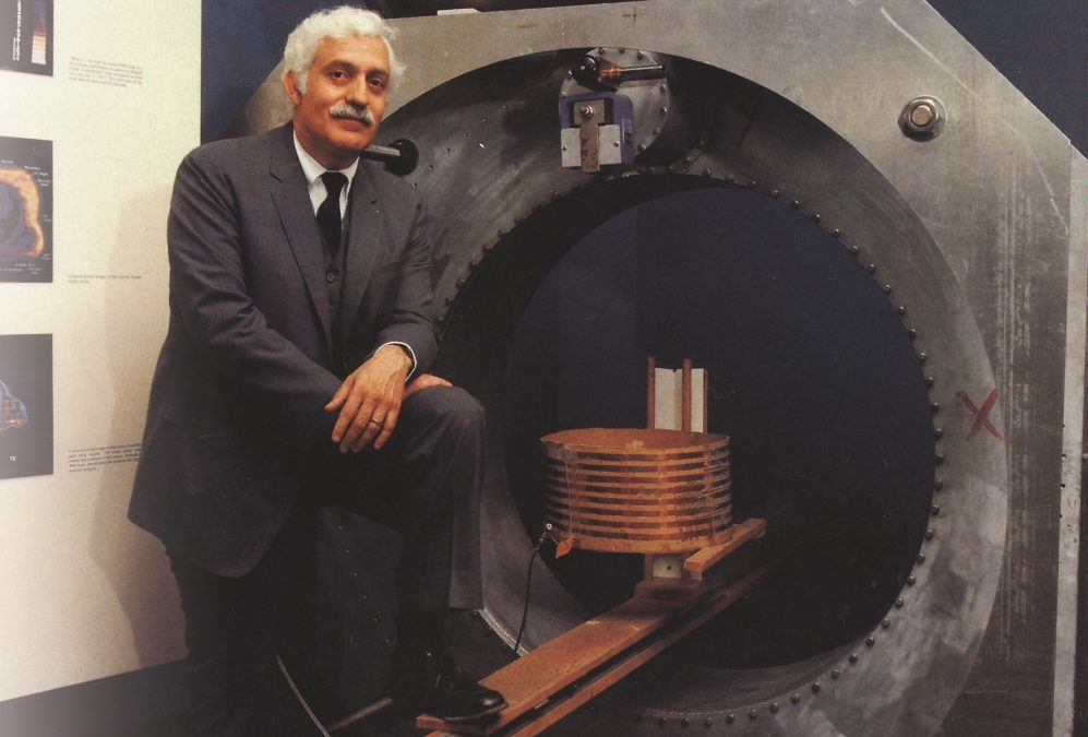 History of the MRI