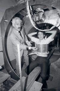 Raymond V Damadian - MRI