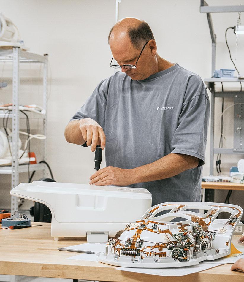 mri coil repairs electrical