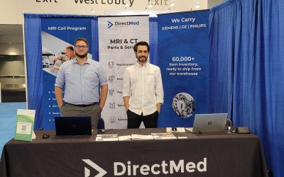DirectMed Parts at FIME 2021 in Miami!