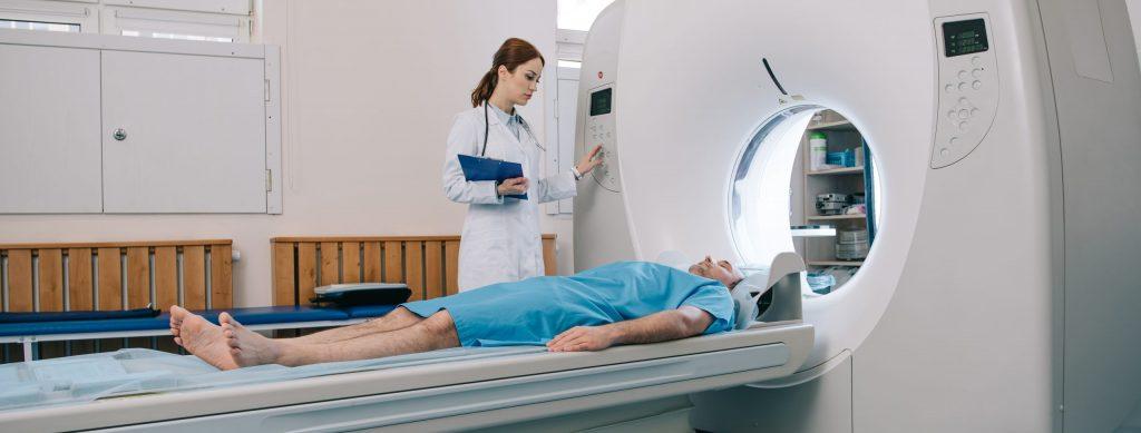 CT Scanner Slice Counts